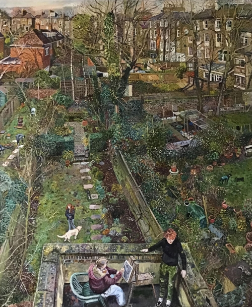 Scott-Miller-Melissa-The-artist-painting-with-family-on-an-Islington-roof-terrace.jpg