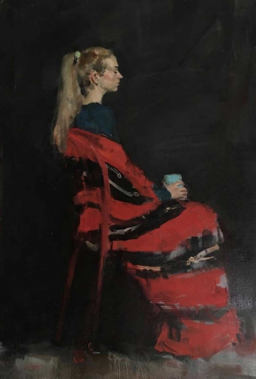 Sivakova-Liza-Girl-Wrapped-In-Red-Throw.jpg