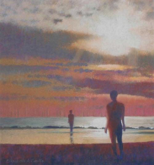 Smith-Elizabeth-Watching-And-Waiting-Crosby-Beach.jpg