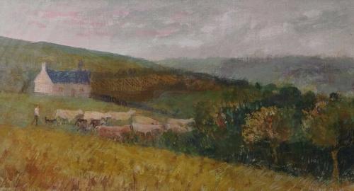 Sorrell-Richard-Cattle-Entering-a-Wood.jpg-.jpg