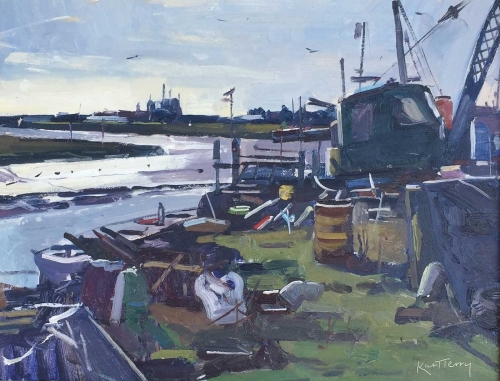 Terry-Karl-Cranes-Boats-and-Detritus-1.jpg