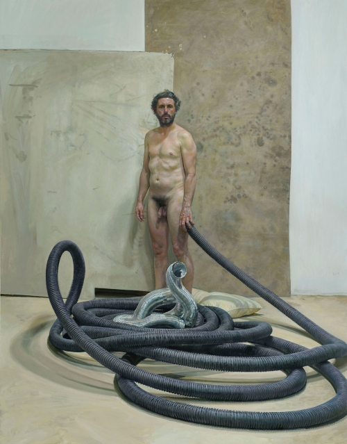 Wylie-Craig-Hydra-Naked-Self-Portrait-With-Plastic-Pipe-From-Life.jpg