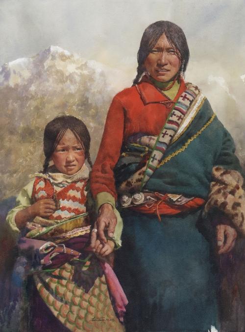 Zhou-Tianya-Mother-and-Daughter.jpg