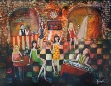 'Piano Bar'-Rosa Sepple VPRI