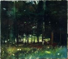 'Wood Light'  David Parfitt