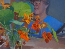 Aggs-Chris-Among the Nasturtium.jpg