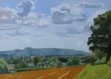 Aggs-Chris-Towards Chanctonbury After Harvest.jpg