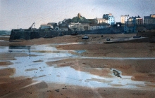 Colin Allbrook, Late Sun Tenby