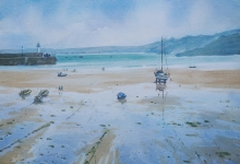 Colin Allbrook, Tide Coming In St Ives