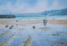 Colin Allbrook, Tide Coming In St Ives