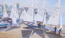 Allen_David_Cadets Toppers and Optimists Waiting to Launch West Mersea.jpg