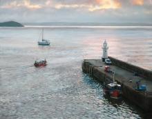 Barker-Peter-Leaving Port, Mevagissey, 5am.jpg