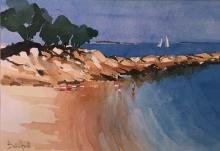 Beckett-Fred-Bathers, Capriccioli, Sardinia.jpg