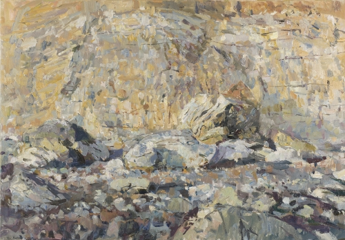 Benjamin-Tom-Under the Cliffs, Last of the Sun.jpg