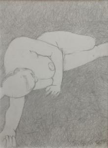 Len Birch, Life Drawing