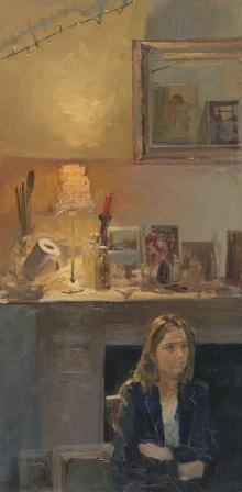 Brown-Peter-Hattie in the Studio.jpg