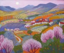 Campion-Sue-Almond Blossom, Orgiva.jpg