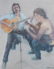 Carney_William_Spanish Buskers.jpg