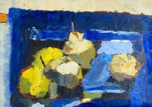 Clegg-Colette-Still life with Pears.jpg