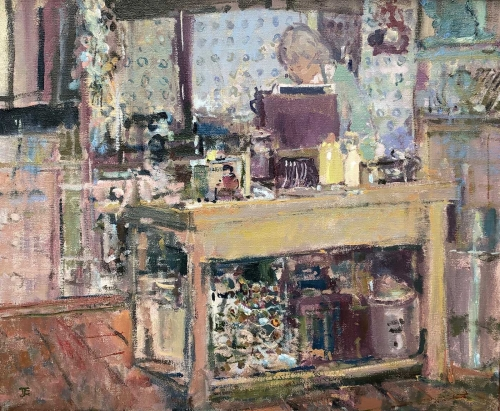 Coates-Tom-Mary-Painting-in-the-Kitchen.jpg