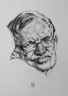 Cobley-David-Stephen Hawking.jpg