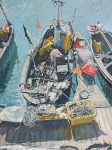 Cook-Richard-Getting Ready to Sail - Brighton Marina.jpg