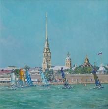 Cook-Richard-Yacht on the Neva, St Petersburg.jpg