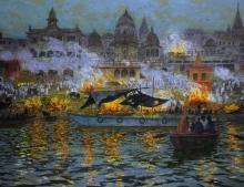 Cullen-Patrick-The-Burning-Ghat,-Dusk,-Varanasi.jpg
