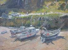 Curtis-David-The Harbour Boscastle.jpg