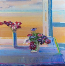 Curtis-Paul-Anenomes-and-Sweet-Peas.jpg