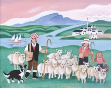 Daniels_Alfred_Sheep-at-Taliska-Isle-of-Skye.jpg