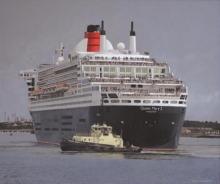 Dannheimer-Roger-QM2 Leaving Southampton.jpg