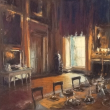 Dellar-Roger-The Dining Room, Petworth House.jpg