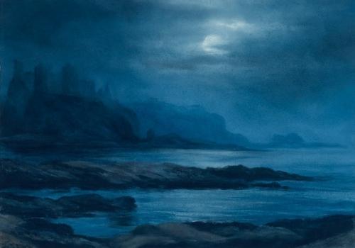 Draper-Matthew-Tantallon by Moonlight.jpg