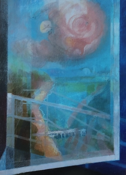 Dunce-Brian-Memento Mori, Paul Nash, 'This Window…'.jpg