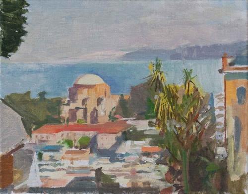 Alex Fowler NEAC San Francisco Palace of Fine Arts
