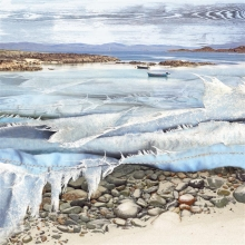 Gill-Claire-Seascape 51 Where the Land meets the Sea.jpg