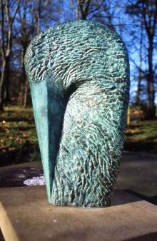 Madeline Goold, Gannet Preening Form