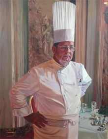 Graham-Henrietta-John Williams, Head Chef at the Ritz.jpg