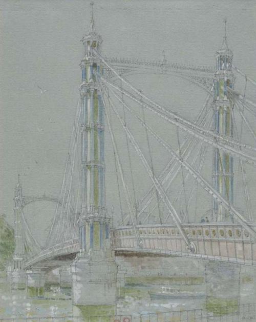 Halliday-Charlotte-The Albert Bridge.jpg