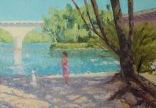 Halsby-Julian-Morning by the Dordogne.jpg