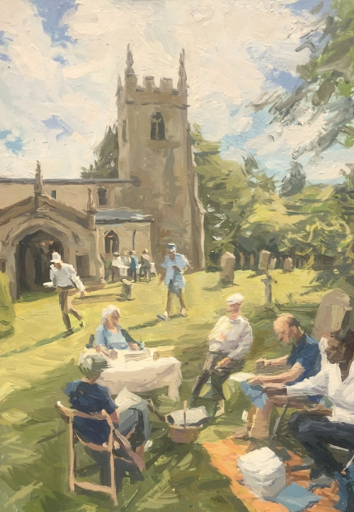 Handley-Paul-The Picnic, Barnby in the Willows.jpg