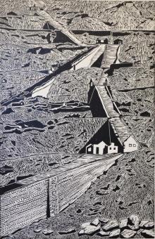 Hipkiss-Paul-Inclined Planes Dinorwic Quarries from Llanberis.jpg
