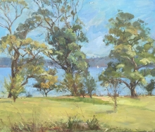 Jackson-Mary-Looking-Through-The-Gum-Trees,-Tasmania.jpg