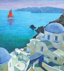 Keays_Christopher_Evening-light-Santorini.jpg