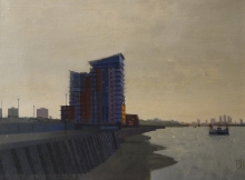 Kelly-Peter-The Thames at Woolwich.jpg