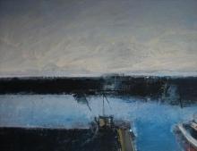 Kilvington-Ann-Sunset Over the Tees Estuary.jpg