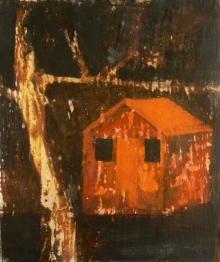Liggett-Susan-Solitary Hut in the Night.jpg