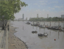 Low Tide, Cadogan Pier.jpg