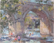 Martin-John-The River Orb at Roquebrun.jpg
